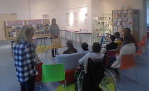 Institut d'Éducation Motrice de Villepatour - Médiathèque Presles-en-Brie