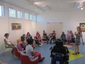 Institut d'Éducation Motrice de Villepatour - Junko Nakamura - Médiathèque Presles-en-Brie