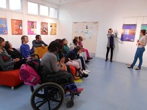 Institut d'Éducation Motrice de Villepatour - Comment un livre vient au monde - Médiathèque Presles-en-Brie