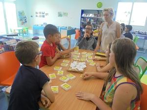 Institut d'Éducation Motrice de Villepatour et École primaire de Presles-en-Brie - Médiathèque Presles-en-Brie
