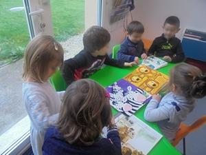 Accueil des élèves de l'école maternelle - 2017-2018 - Médiathèque Presles-en-Brie