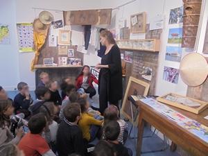 École primaire - Enfants du Cambodge - Médiathèque Presles-en-Brie