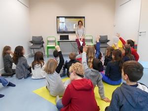 École primaire - Découverte du conte et d'autres cultures - Médiathèque Presles-en-Brie