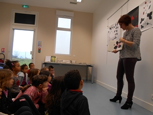 École primaire - Les herbiers d'Émilie Vast - Médiathèque Presles-en-Brie