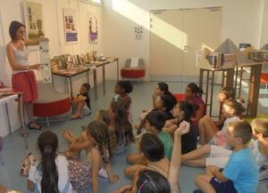 École primaire - Junko Nakamura - Médiathèque Presles-en-Brie
