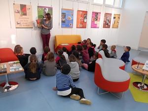École primaire - Comment un livre vient au monde - Médiathèque Presles-en-Brie
