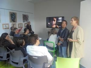 """Enfants du Cambodge d'hier à aujourd'hui - Association pour l'Avenir d'un enfant - Film """"Une enfance sous Khmers rouges"""" avec Pech Meas et Anne Dévouassoux"""