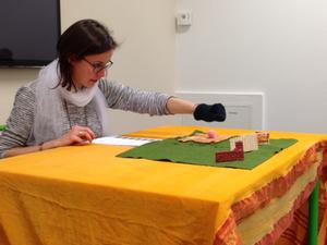 Fabrication d'une boîte à histoires avec Dulala - Médiathèque de Presles-en-Brie