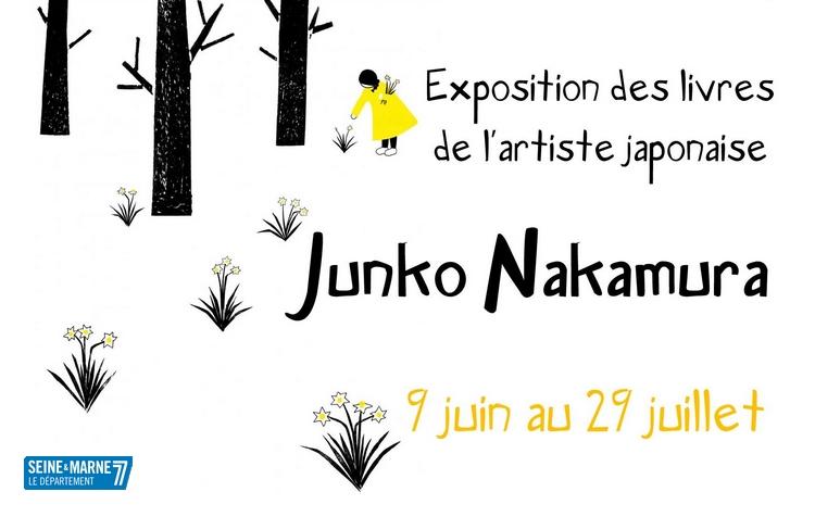 Junko Nakamura - Médiathèque Presles-en-Brie