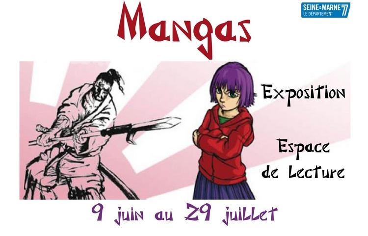 Mangas - Médiathèque Presles-en-Brie