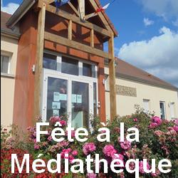 Fête à la Médiathèque - Médiathèque de Presles-en-Brie