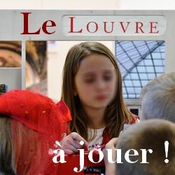 Le Louvre à jouer - Médiathèque de Presles-en-Brie