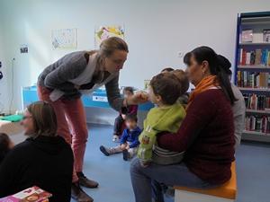 Bébés lecteurs - Éveil aux langues - Médiathèque Presles-en-Brie