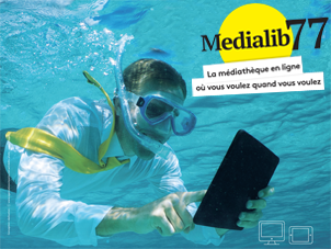 Medialib77 : La culture en ligne