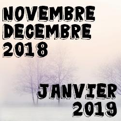 Médiathèque de Presles-en-Brie - Nouveautés Novembre-Décembre 2018 et Janvier 2019